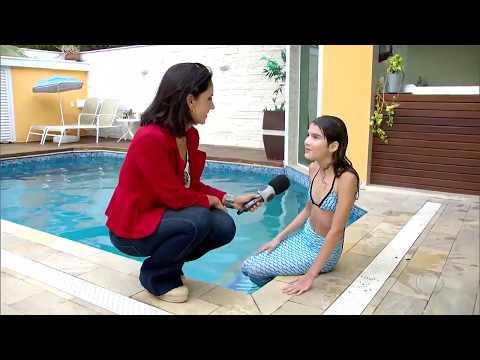 Moda Perigosa: Nadar Fantasiado De Sereia Pode Causar Afogamento E Morte