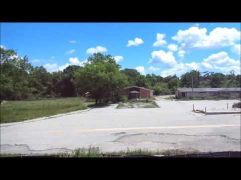The abandoned Carrollton Subdivision in Bridgeton, Missouri