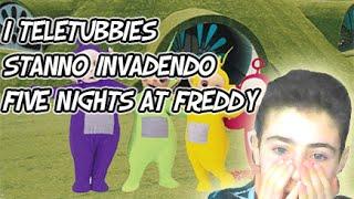 Guttalex - Five Nights At Freddy's 3 - 9# - Notte 6...Teletubbies mania !!!