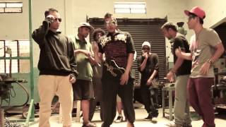 Indian Rap Cypher (Bangalore) 2014 Part 2 - Xstacy Sash, Lil B, Main-E-Yak