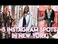 The BEST Instagram Spots In NEW YORK CITY