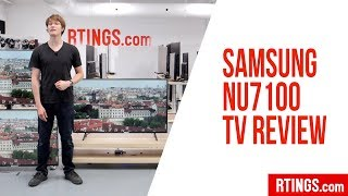 Samsung NU7100 TV Review - RTINGS.com