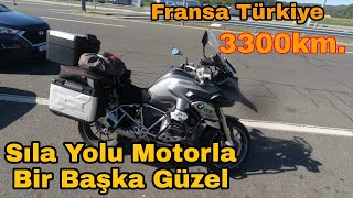 The France-Turkey trip Part 1 R1200 GS