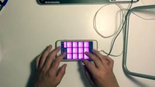 Drum pad electro for 1'000 sub (by Yhugo Slave)