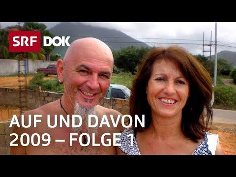 Schweizer Auswanderer | Australien, Dubai, Kanada, Venezuela, Kongo | Auf und davon 2009 (1/5) | SRF