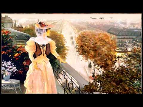 "ИВ МОНТАН ""Под небом Парижа"" (Старый Париж)"