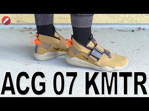 Nike ACG 07 KMTR First Impressions!