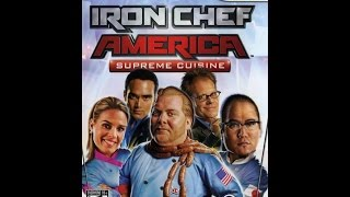 SquirrelPunch Throwdown - Iron Chef America: Supreme Cuisine - Part 1: Dead Batteries