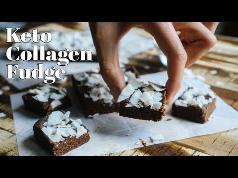 No Bake Keto Fudge!