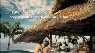 "Travelocity ""Swim up Bar"""