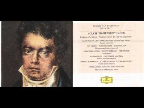 Beethoven - Scottish Songs/Schottische Lieder, Op.108 (1-5)