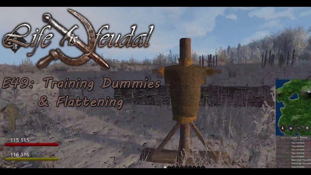 Life is feudal training dummy парагон русская ролевая игра