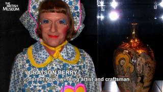 Grayson Perry: The Tomb of the Unknown Craftsman, exhibition at the British Museum