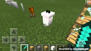 Minecraft PE 0.12.2 Furniture Mod!