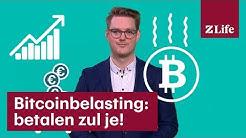 Belastingaangifte: betalen voor die bitcoins • Z Life