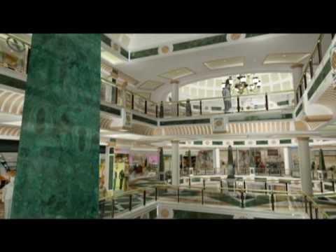 Centro Comercial Euroma 2. Roma.