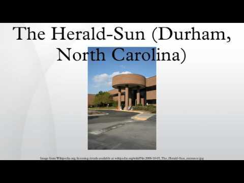 The Herald-Sun (Durham, North Carolina)