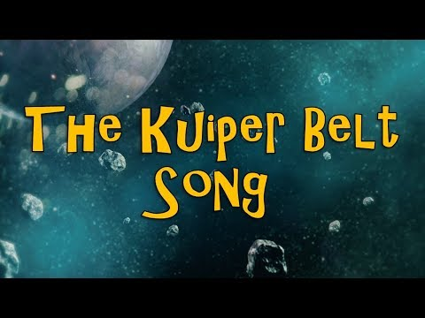 The Kuiper Belt Song | Kuiper Belt for Kids | Kuiper Belt Facts | Silly School Songs