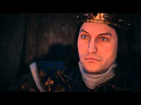 Assassin's Creed Unity - Prologue: Jacques De Molay (Burned at Stake) Curses King Phillips Cutscene