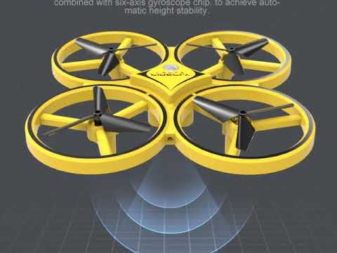 Induction Drone Mini Quadcopter