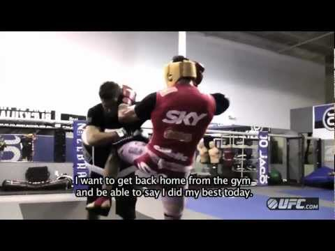 UFC on FX:  BELFORT'S TRAINING CAMP