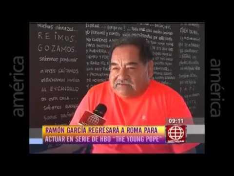 Ramón García a