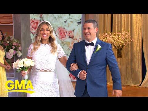 Stylish wedding looks for under $250 | GMA