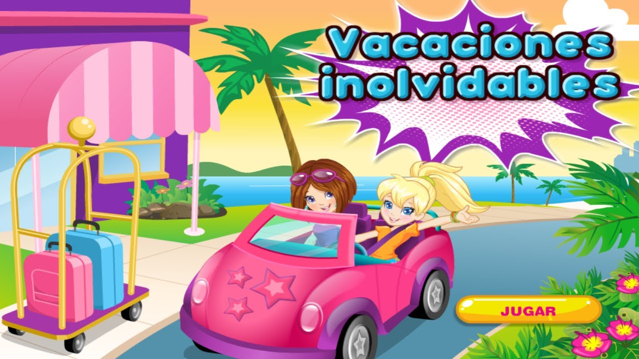 Polly Pocket Vacaciones Inolvidables  for GIRLS  YouTube