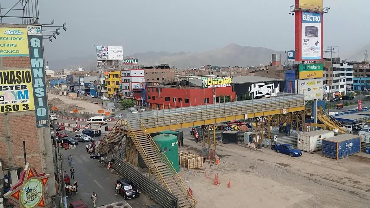 Construcci 243 N Linea 2 Metro De Lima Estaci 243 N Ovalo De