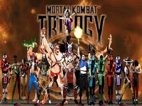 Mortal Kombat Trilogy - 2v2 & 3v3 Sets