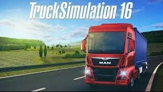 download truck simulation 16 free android