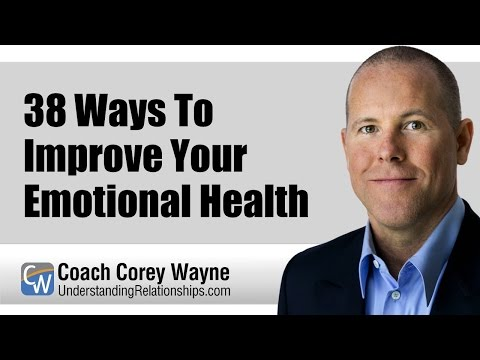 38 Ways To Improve Your Emotional Health