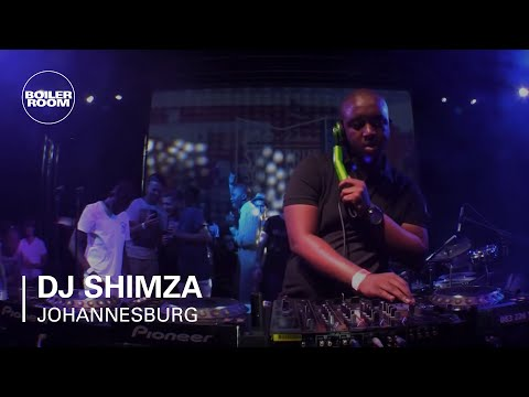 DJ Shimza Boiler Room & Ballantine's Stay True South Africa