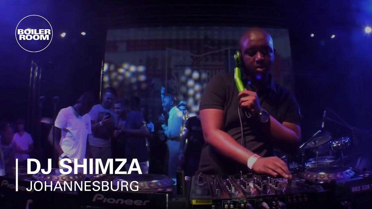 DJ Shimza Boiler Room & Ballantine's Stay True South Africa DJ Set - YouTube
