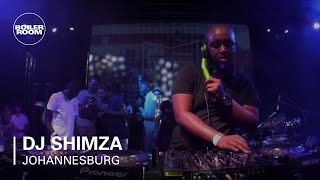 DJ Shimza Boile Room & Ballantine