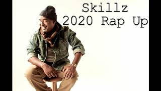 Skillz - 2020 Rap Up (Throw it in the Trash)