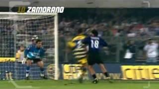 Ivan Zamorano al INTER (1996-2001)