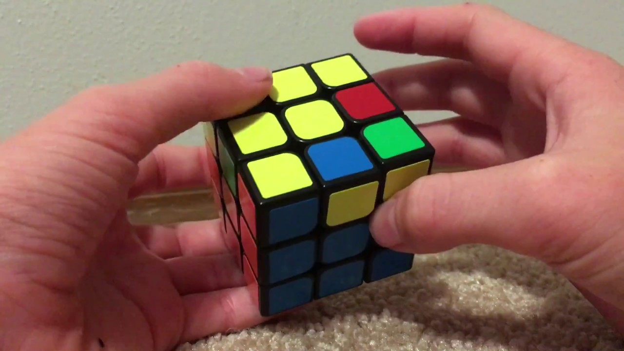 how to solve a rubix cube beginners method
