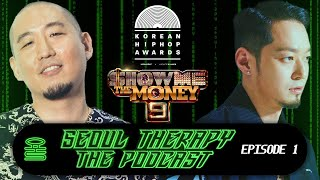 KOREAN HIP HOP AWARDS CONTROVERSY, SMTM9'S SUCCESS & DAYTONA ENT | Seoul Therapy The Podcast