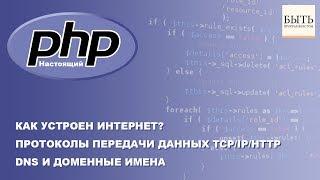 видео Протокол передачи данных TCP/IP
