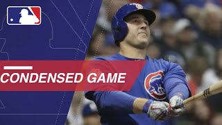 Condensed Game: CHC@MIL - 6/11/18