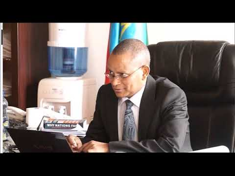 🇪🇹 - Dr. Debretsion - Interview with Local Media on current Issues and TPLF reorganization 2017 - 2