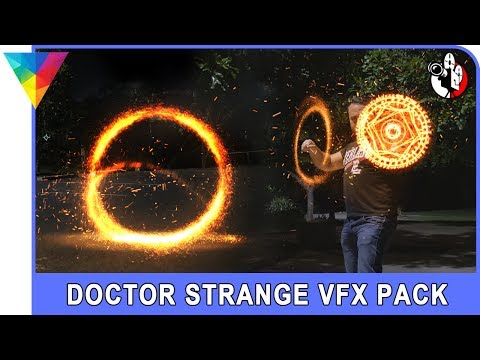 HitFilm Express tutorial: Doctor Strange...