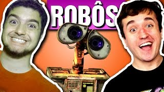 GUERRA DE ROBÔS! - Robocraft
