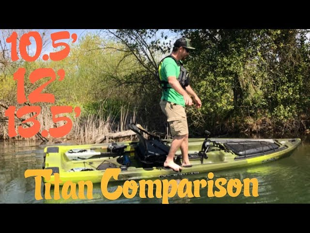 Comparison Review: Native Titan 10.5, 12, and 13.5 with Greg Blanchard