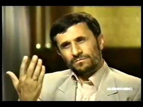 Mahmoud Ahmadinejad interview not a madman speaking