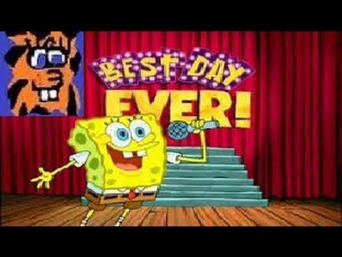 spongebob squarepants season 4 review best day ever youtube. Black Bedroom Furniture Sets. Home Design Ideas