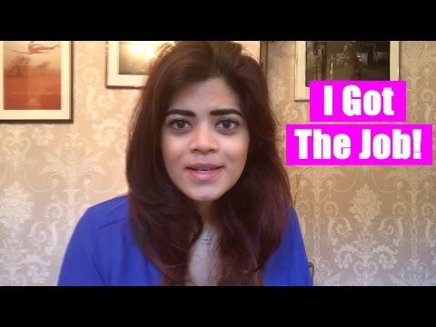 Tania ep. 10 - I Got The Job! | The Great Grad Job Hunt