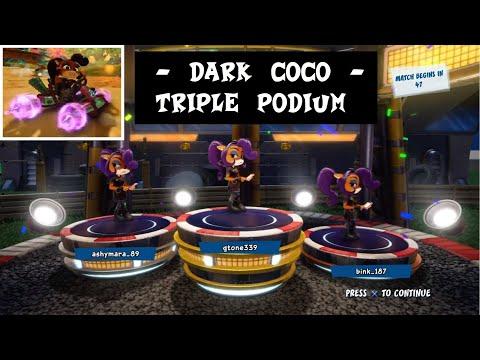CTR Nitro-Fueled - Triple Dark Coco (online)