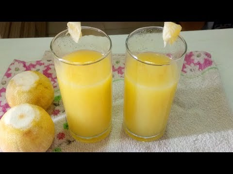 How to Make Orange Juice with a Blender: Orange Juice Recipe